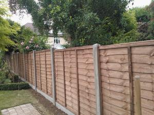 panel fencing concrete slotin 2