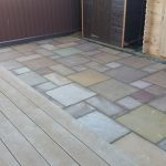 Sandstone patio 3