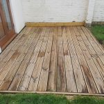 Decking Cleaning After