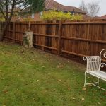 Closeboarded Fence 2