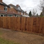 Closeboarded Fence 3