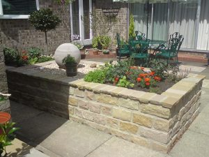 Stone bed 2