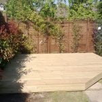 Raised Decking 2